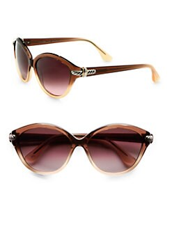 David Yurman - Thoroughbred Cat's-Eye Sunglasses
