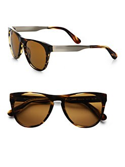 Oliver Peoples - Braverman Acetate Round Sunglasses