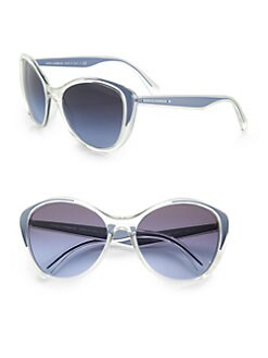 Dolce & Gabbana - Cat's-Eye Acetate Sunglasses