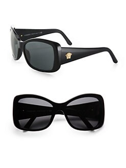 Versace - Acetate Square Sunglasses