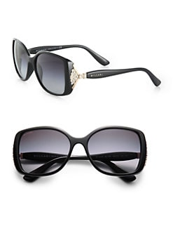 BVLGARI - Square Acetate Sunglasses