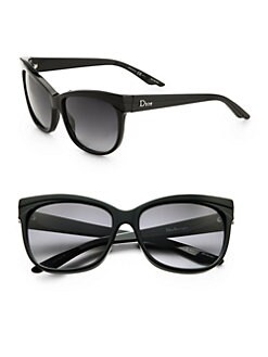 Dior - Cat's-Eye Acetate Sunglasses
