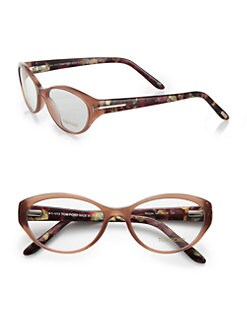 Tom Ford Eyewear - Oval Reading Glasses