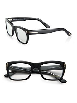 Tom Ford Eyewear - Square Acetate Reading Glasses