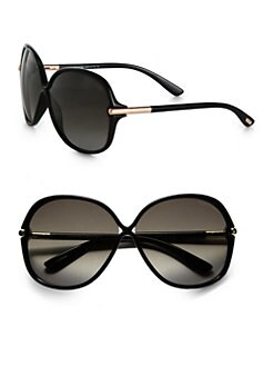 Tom Ford Eyewear - Islay Round Sunglasses