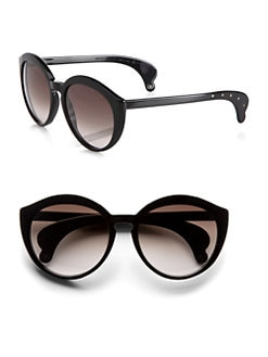 Bottega Veneta - Cat's-Eye Acetate Sunglasses