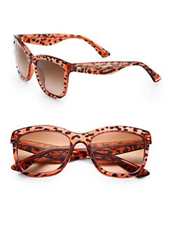 Dolce & Gabbana - Happy Leo Acetate Sunglasses