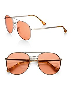 Elizabeth and James - Boyfriend Aviator Sunglasses