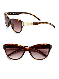 Givenchy - Cat's-Eye Resin Sunglasses
