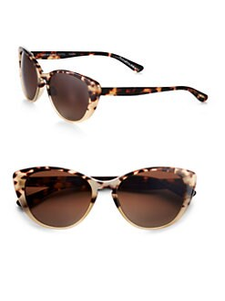 Oliver Peoples - Nanny B Cat's-Eye Sunglasses