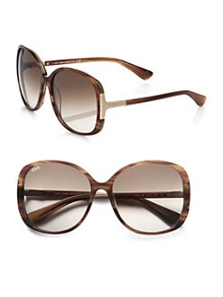 Tod's - Timeless Square Aviator Sunglasses