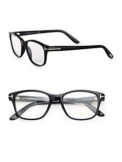 Tom Ford Eyewear - Wayfarer-Inspired Plastic Eyeglasses
