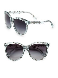 Dolce & Gabbana - Oversized Cat's-Eye Acetate Sunglasses