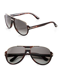 Tom Ford Eyewear - Dimitry Aviator Sunglasses