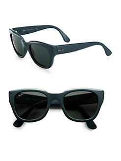 Ray-Ban - Cat's-Eye Acetate Wayfarer Sunglasses
