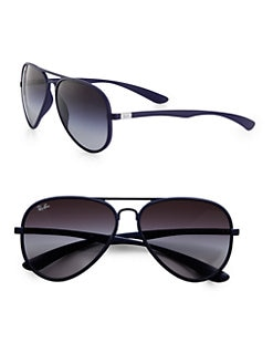 Ray-Ban - Polymer Aviator Sunglasses