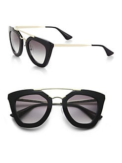 Prada - Cat's-Eye Sunglasses