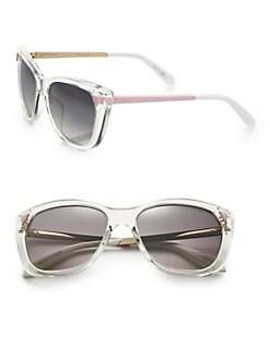 Dior - Chromis Havana Matte Optyl Sunglasses