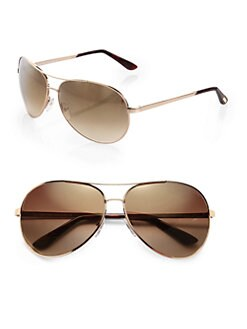Tom Ford Eyewear - Charles Aviator Sunglasses