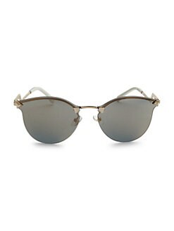 Fendi - Rimless Sunglasses