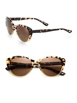 Oliver Peoples - Haley Oversized Square Acetate Sunglasses