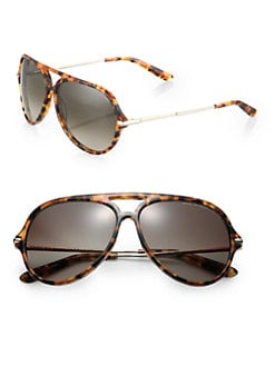 Marc by Marc Jacobs - Havana Sunglasses