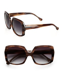Elizabeth and James - Devon Square Wayfarer Acetate Sunglasses