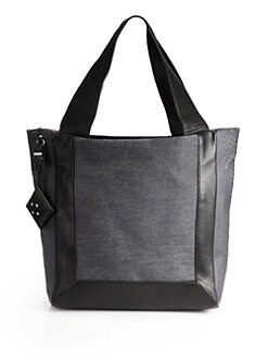 Allibelle - Wool Market Tote