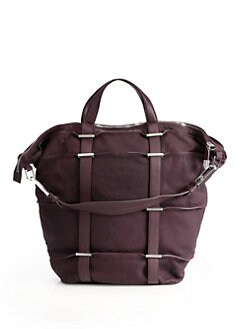 Allibelle - Tunnel Convertible Tote