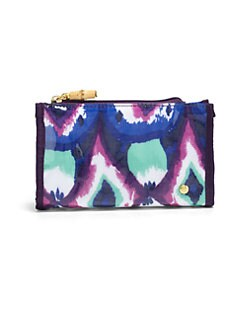 Stephanie Johnson - Fiji Small Zip Cosmetic Case/Navy