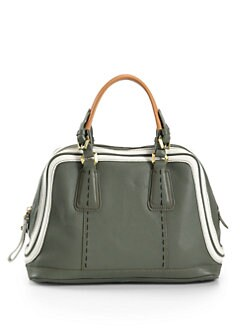orYANY - Maxine Top Handle Bag/Mud