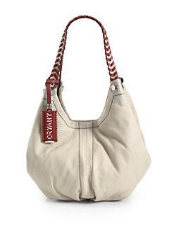orYANY - Pebbled Leather Hobo