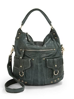 Junior Drake - Claudia Convertible Crossbody Bag