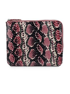 LODIS - Venom Snakeskin-Print Sleeve for iPad