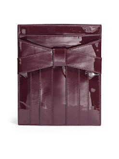 Z Spoke by Zac Posen - Shirley Patent Leather Case for iPad&#174;