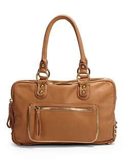 Linea Pelle - Dylan Large Top Handle Bag