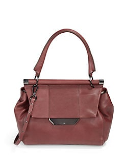Halston Heritage - Large Top Handle Bag