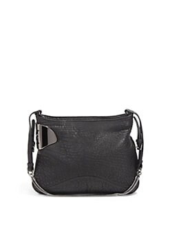 Halston Heritage - Pebbled Leather Short Shoulder Bag
