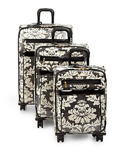 Isabella Fiore - 3-Pc. Vintage Lace Luggage Collection