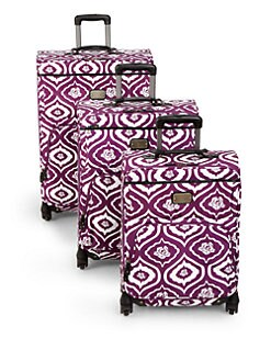 Isabella Fiore - 3-Pc. Dusty Rose Luggage Collection