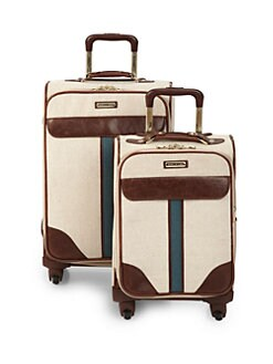 Isabella Fiore - South Hampton 2-Pc. Rolling Upright Luggage