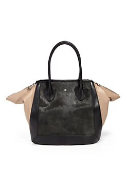 Pour La Victoire - Maison Haircalf & Leather Medium Tote