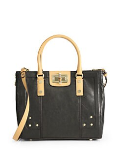 Milly - Kesley Leather Small Tote