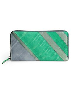 LODIS - Austin Iris Zip-Around Wallet