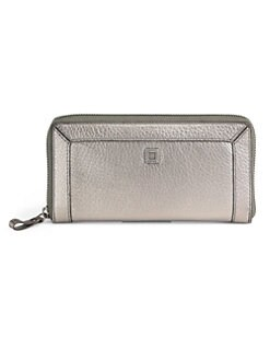 LODIS - Melbourne Iris Zip-Around Wallet
