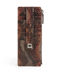 LODIS - Snake Charmer Credit Card Case