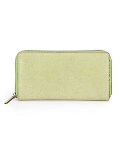 LODIS - Stingray Ivy Zip-Around Wallet