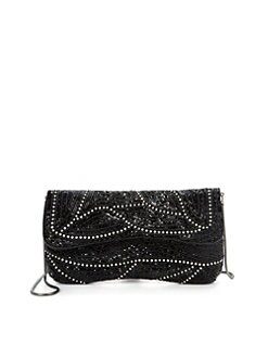 Franchi - Bonnie Beaded Clutch