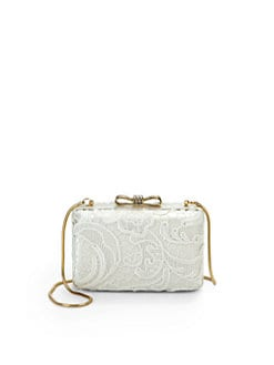 Franchi - Nellie Lace Clutch