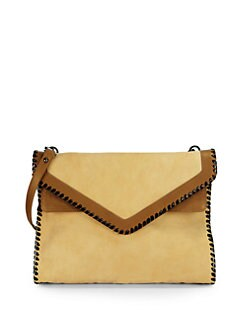 Be & D - Jenny Lambskin Shoulder Bag
